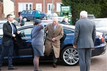 Visit Of His Royal Highness the Prince Of Wales